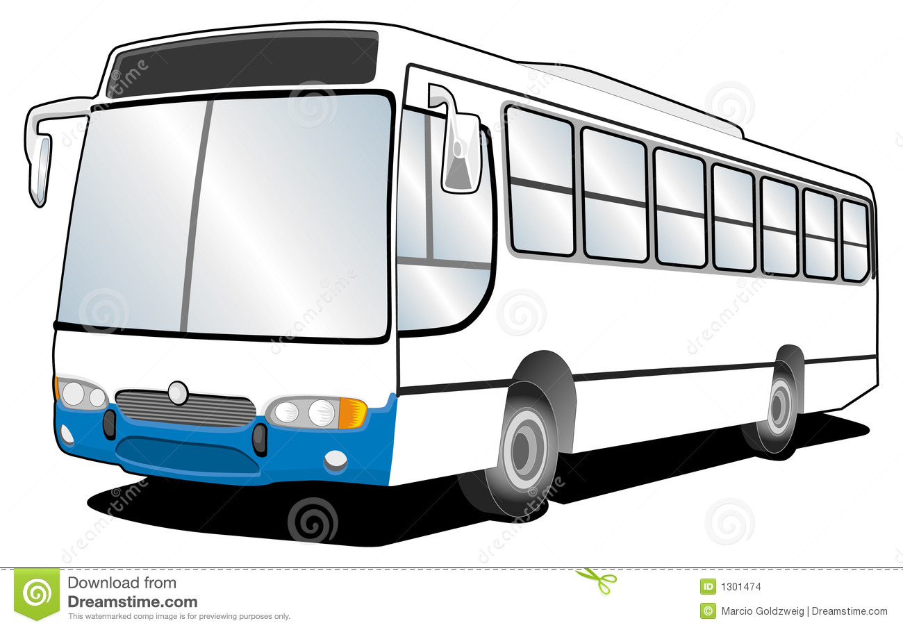 Line Drawing Bus : Bus line art stock images image
