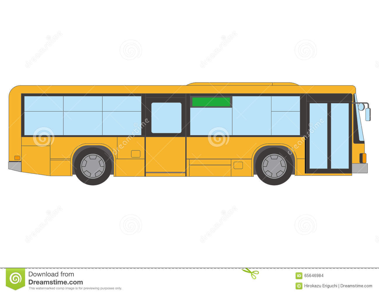 Line Drawing Bus : Bus line drawing illustration stock vector image