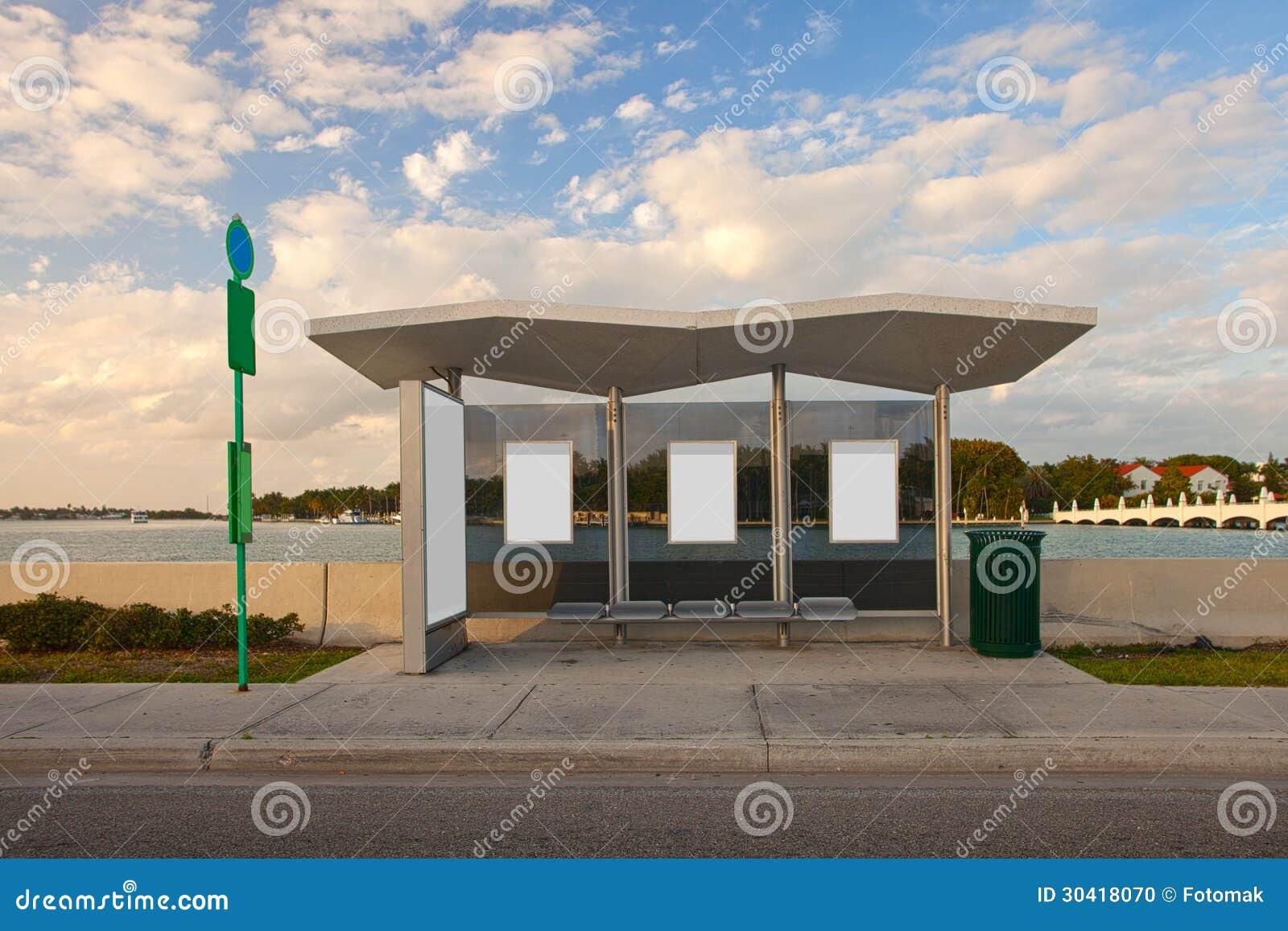 Miami Beach Bus Station