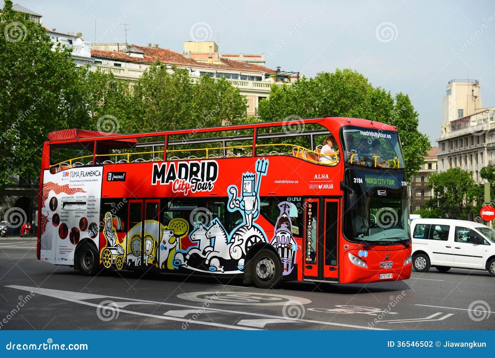 Prix Bus Ville Espagne