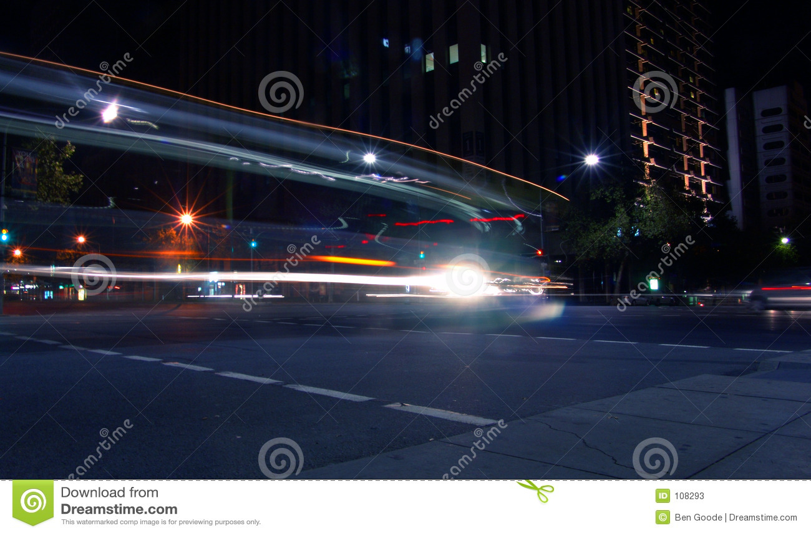 Bus Turning