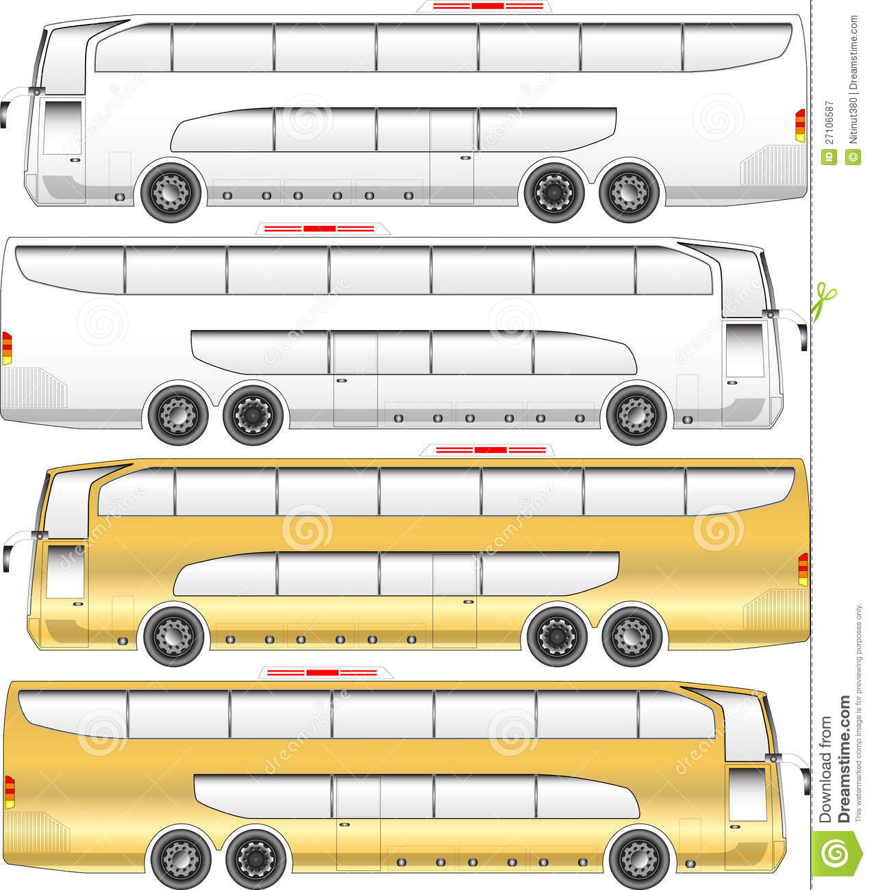 Vector illustration of london city 2 royalty free stock photography - Bus Vector Double Deck Royalty Free Stock Photography