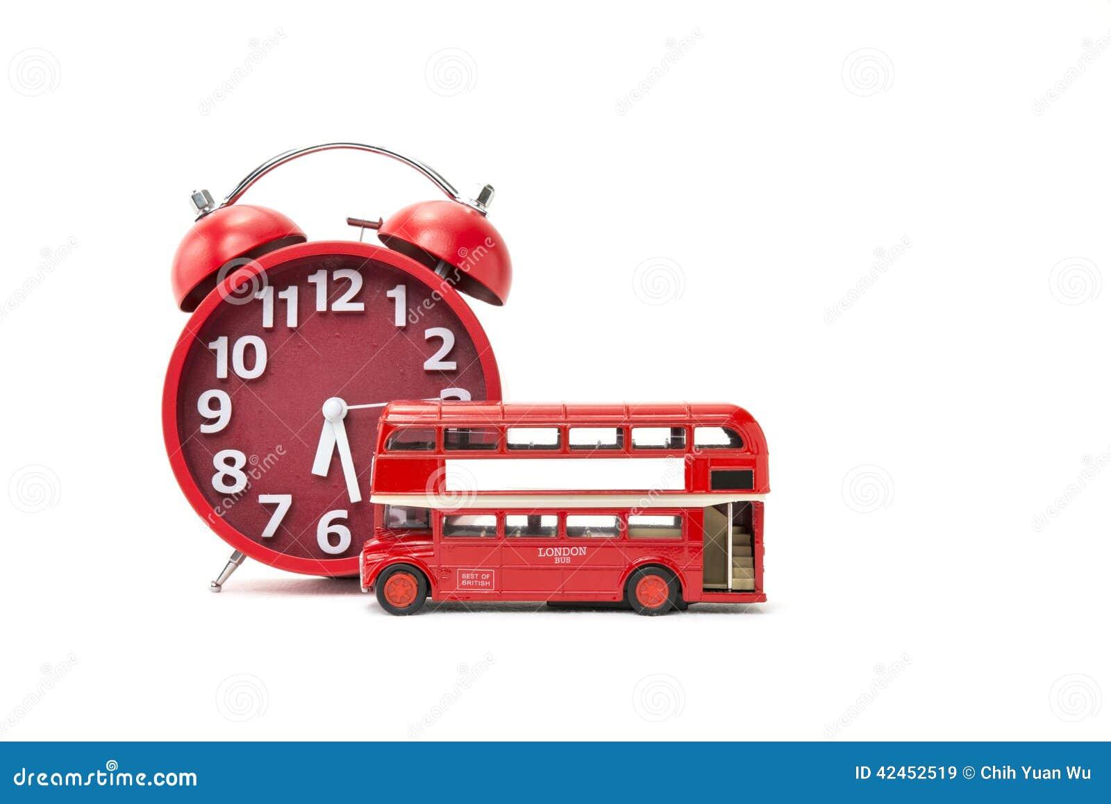Bus-Zeitdurchlauf