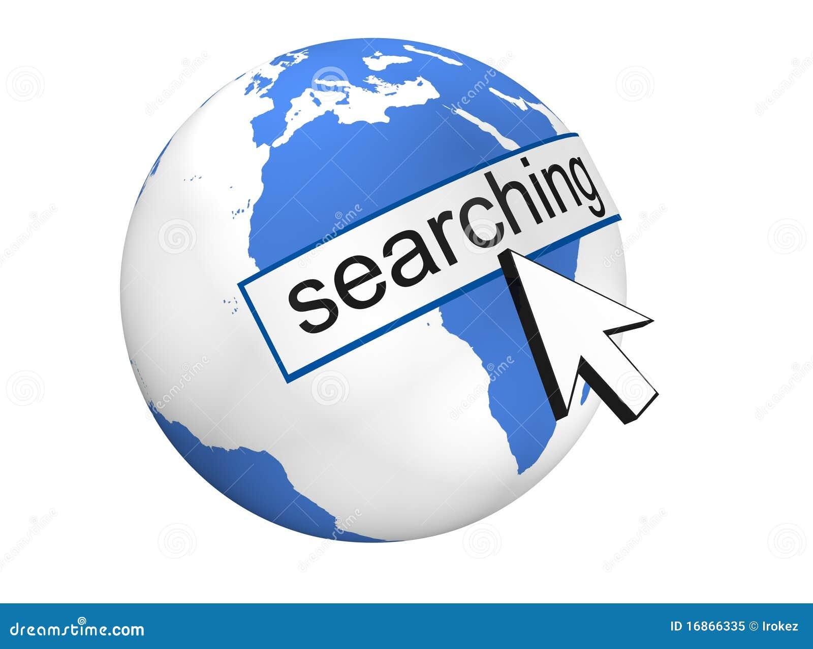 Busca do Internet