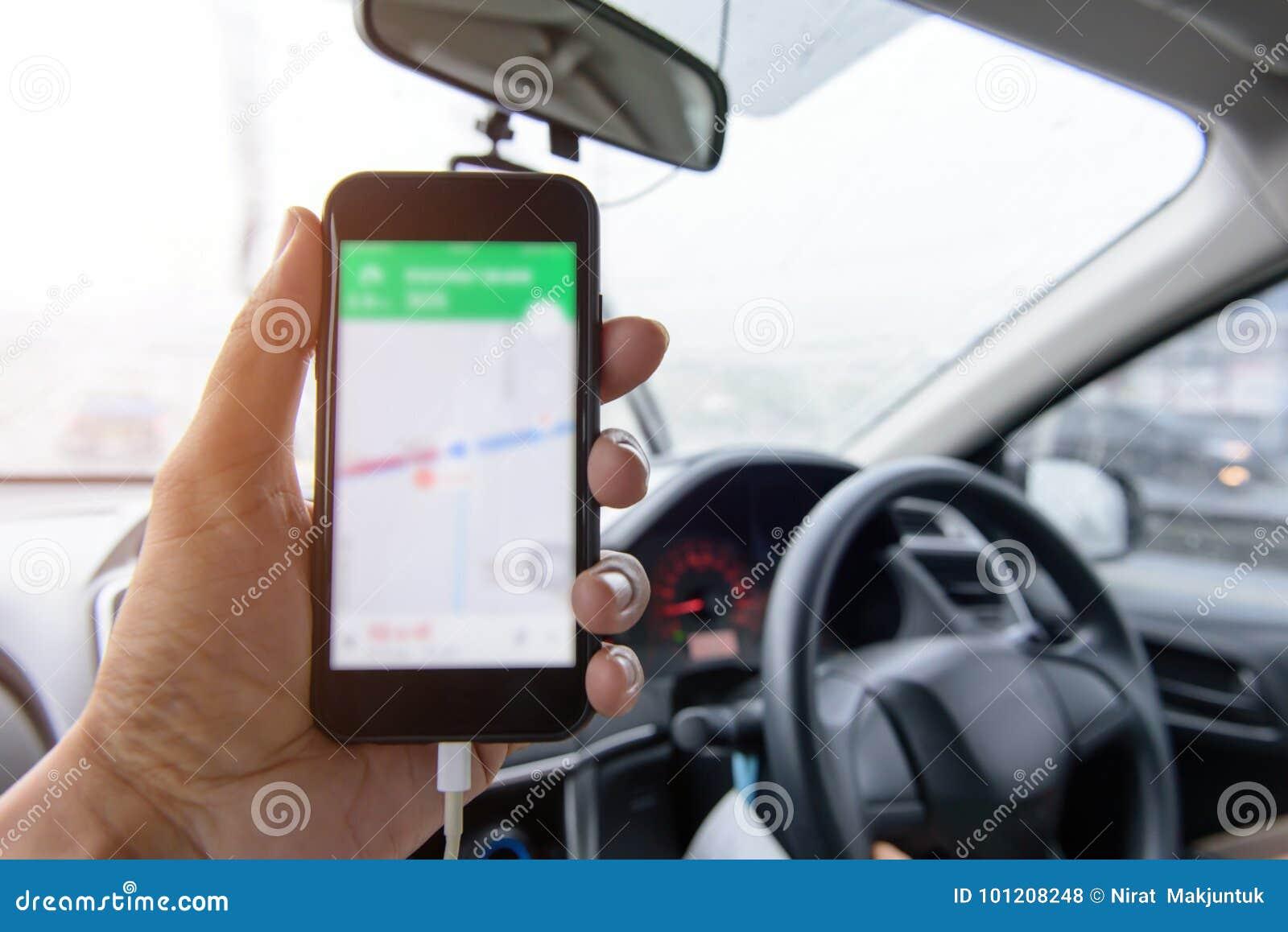 Buscas do motorista