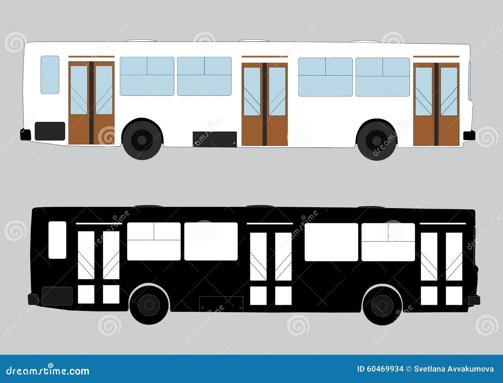 white bus side view wwwpixsharkcom images galleries