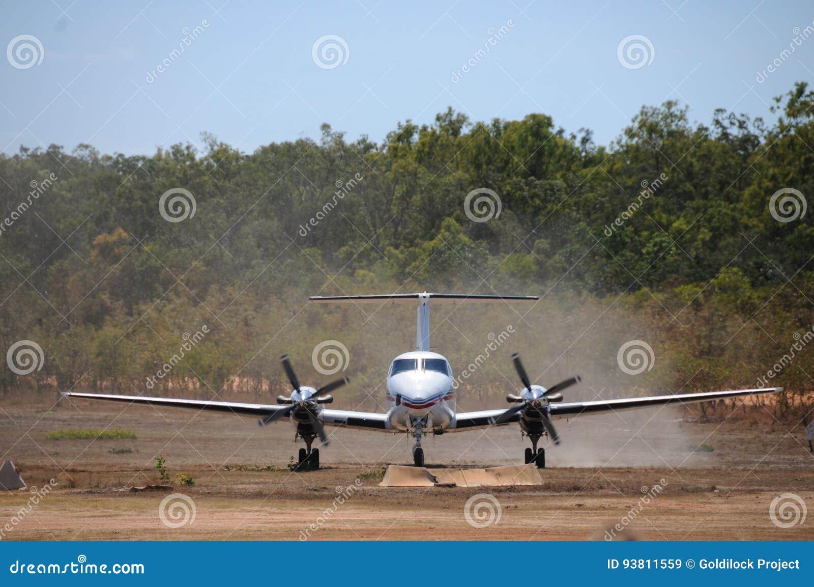 Bush samolot