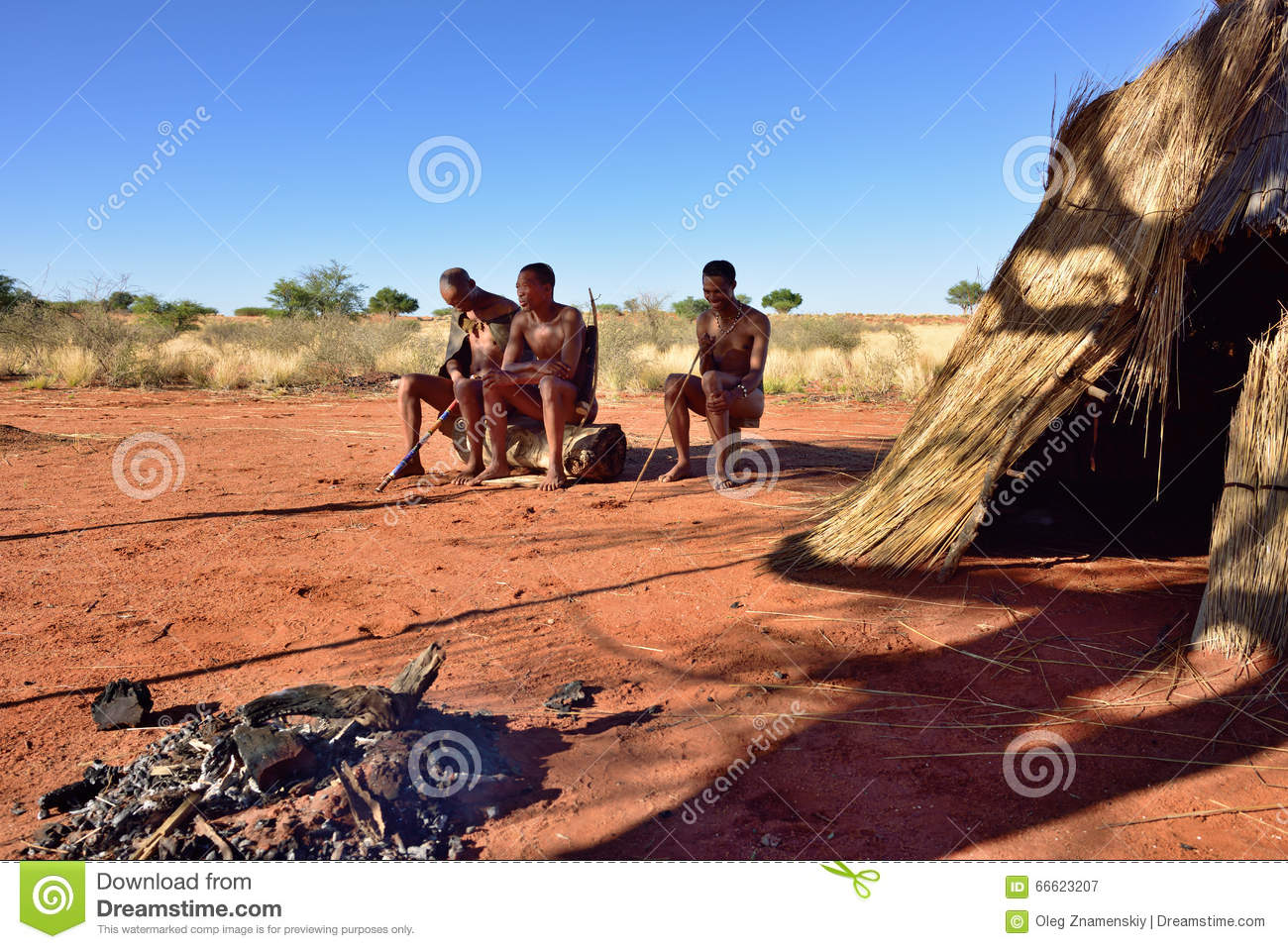 san bushmen of the kalahari desert The san live in areas of botswana, namibia, south africa, angola, zambia, zimbabwe and lesotho in some areas, the terms san and bushmen are considered derogatory instead, many san people prefer to be identified by the name of their individual nations.