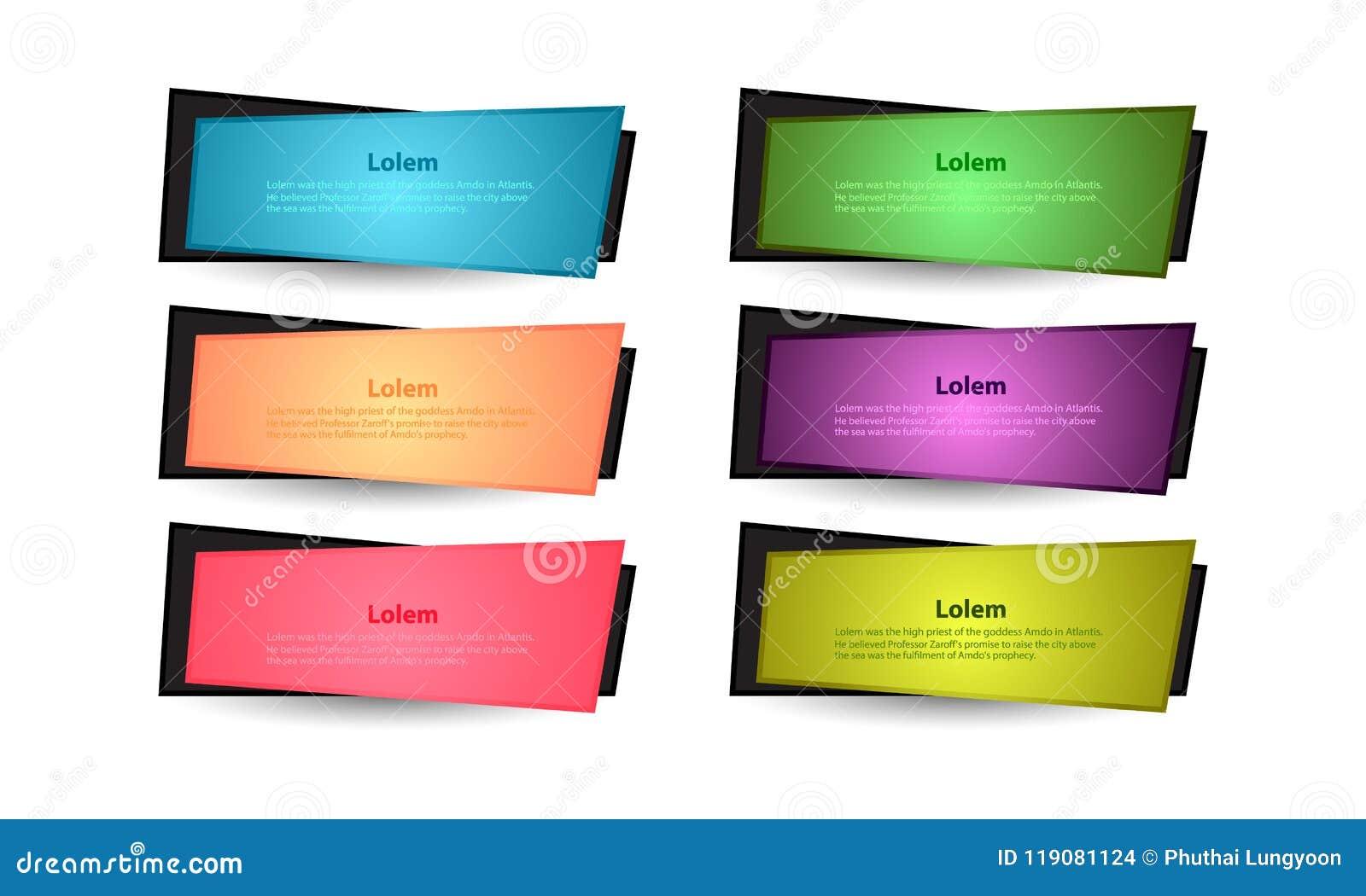 Flyer Design Ideas For Business Stock Vector - Illustration ...