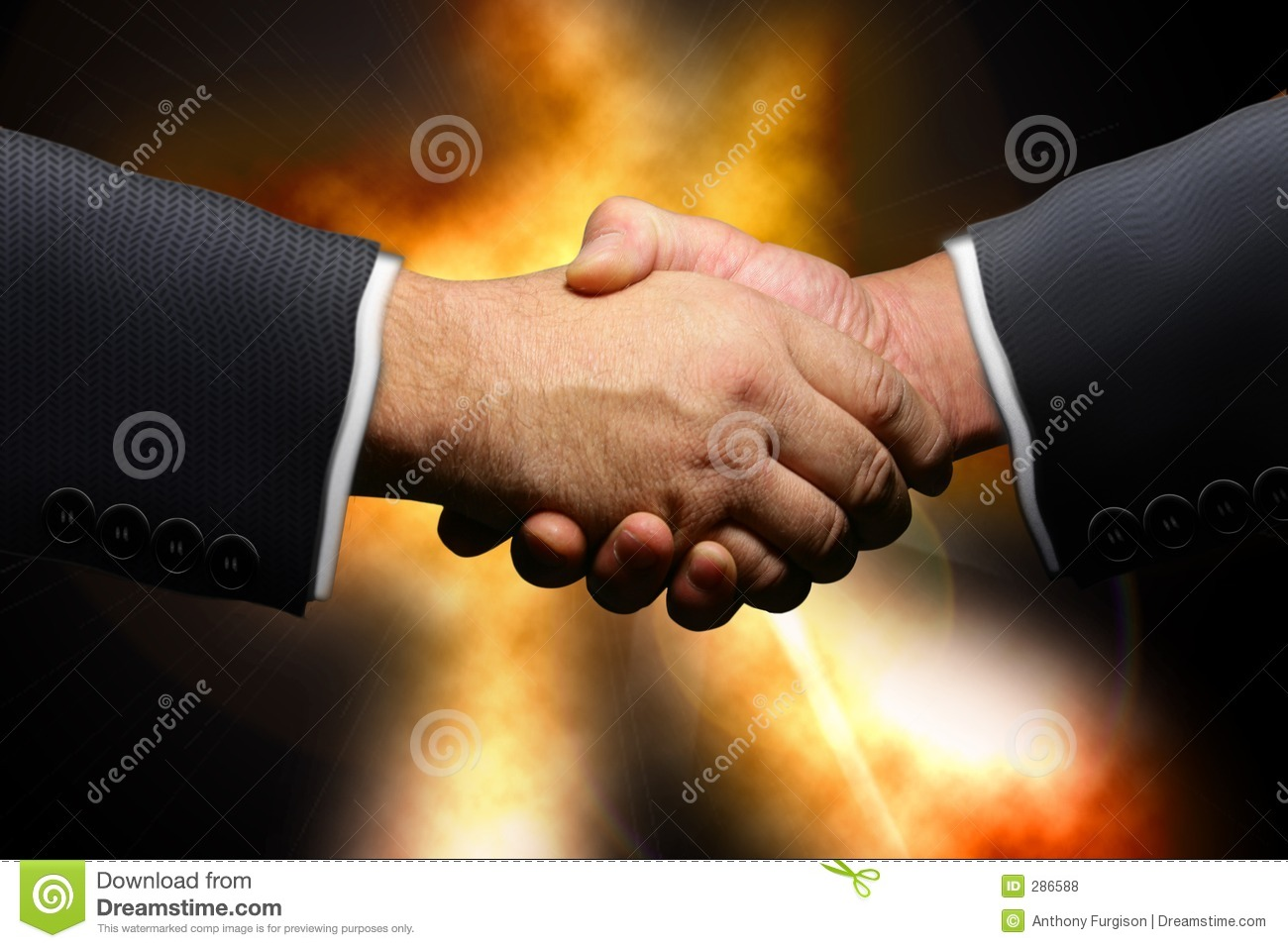Business Agreement Royalty Free Stock S Image