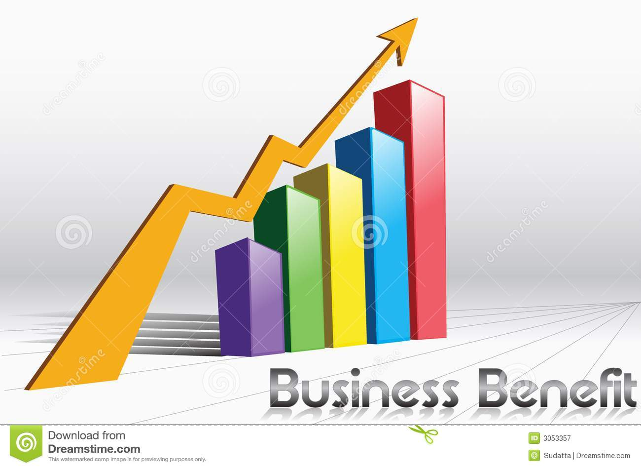 Business Benefit Royalty Free Stock Photography  Image: 3053357