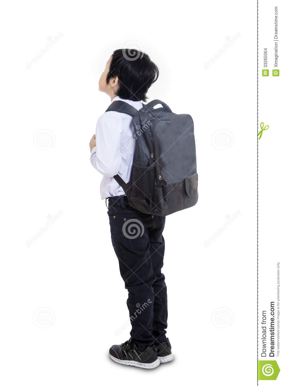Business Boy Carry Bag From Behind - Isolated Stock Images - Image ...   957 x 1300 jpeg 62kB