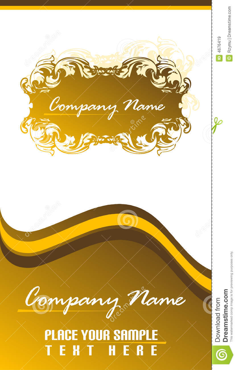 business card 2x3 5 royalty free stock images image 4676419