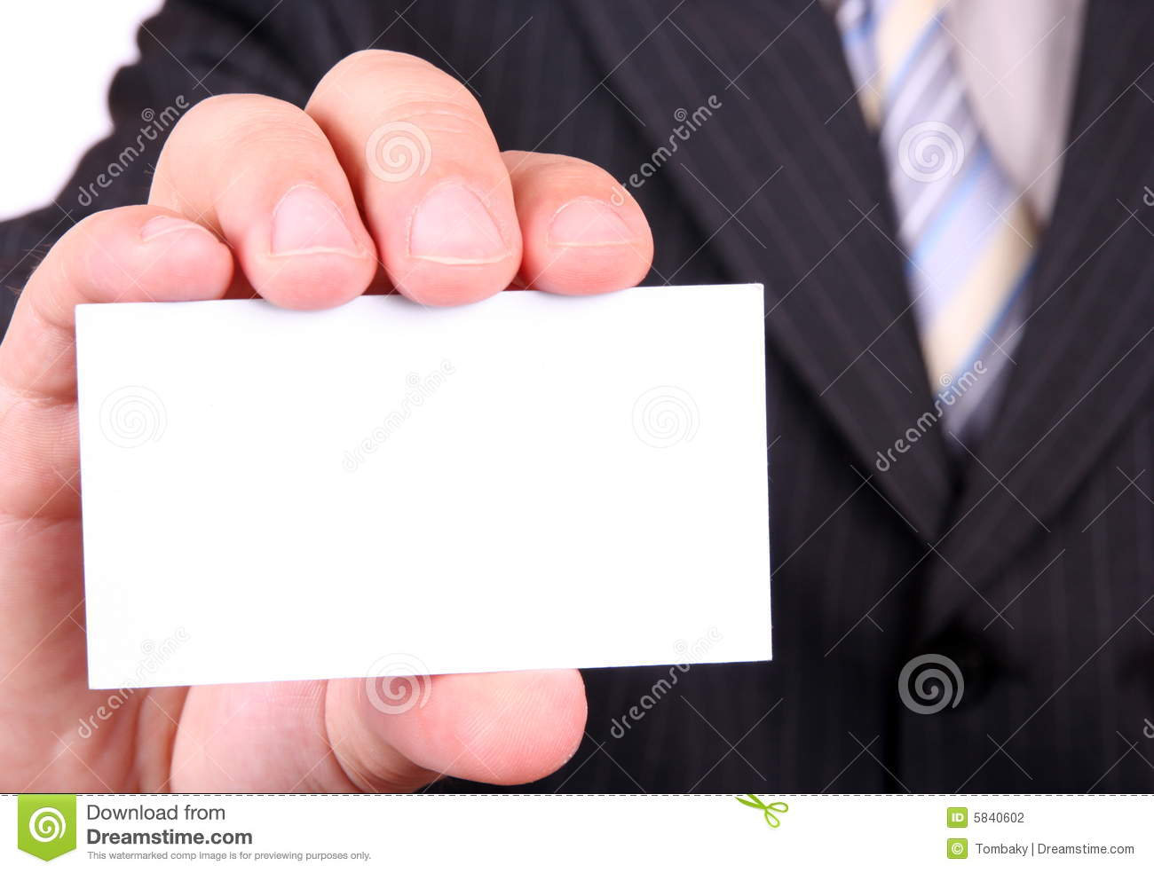 Business Card Stock graphy Image