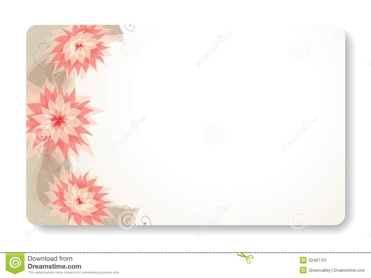 Business card background stock vector. Illustration of concept ...