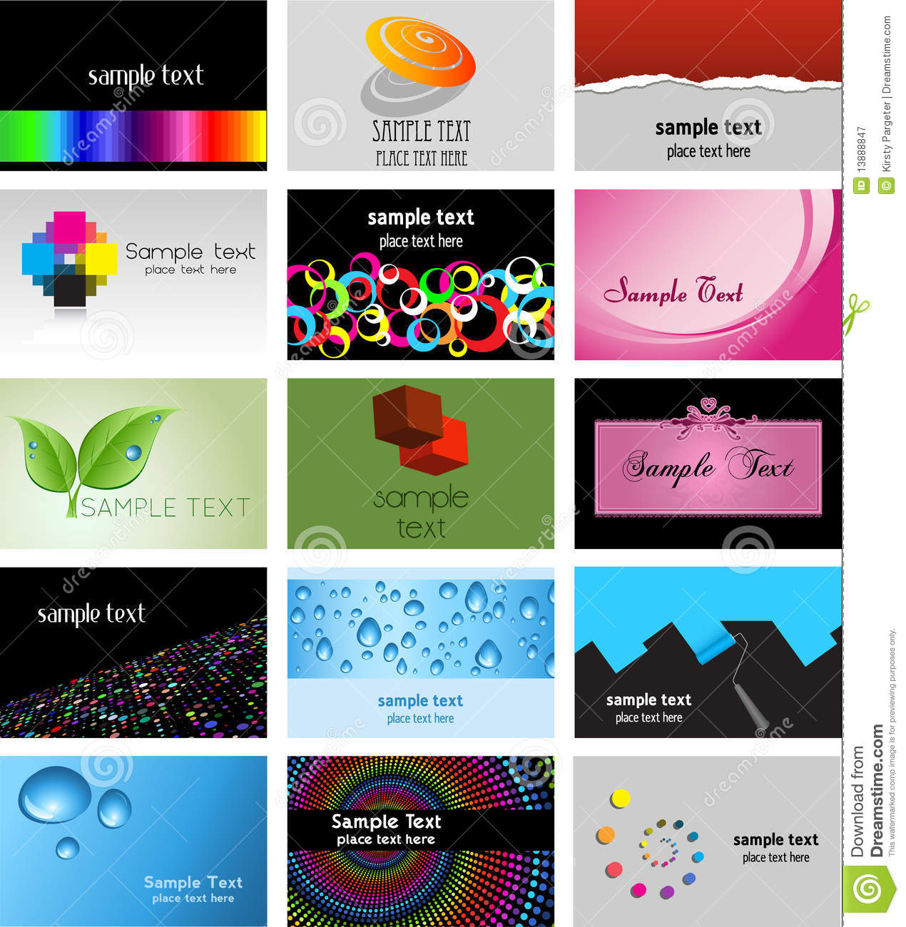 Free business card designs yeniscale free business card designs colourmoves