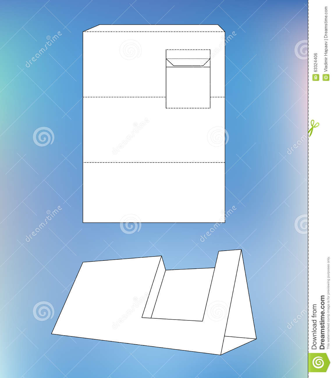 Business card display box product display box stock vector download business card display box product display box stock vector illustration of blueprint malvernweather Gallery