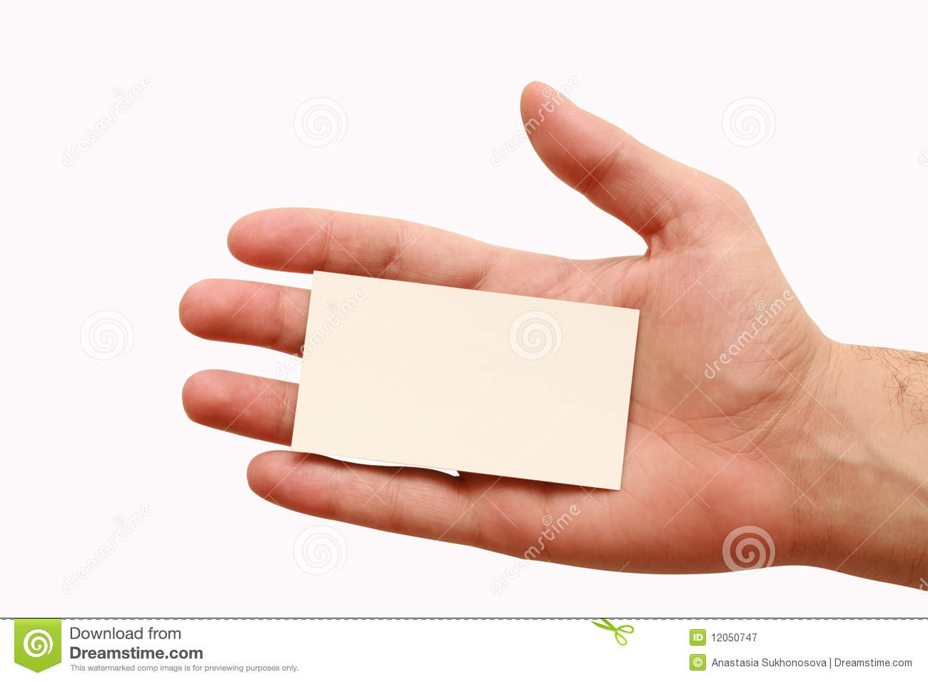 Business card in hand stock image image of data caucasian 12050747 business card in hand magicingreecefo Choice Image