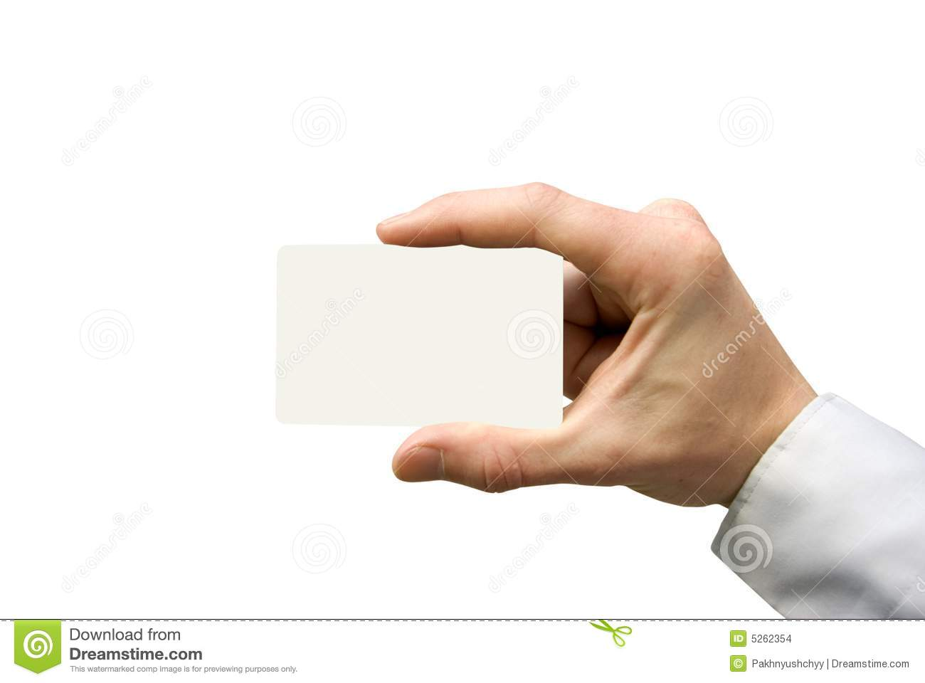 Business card in hand stock photo image of exposure identity business card in hand magicingreecefo Choice Image