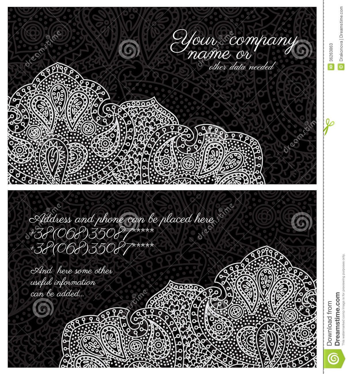Business card stock vector image of graphic card business business card magicingreecefo Images