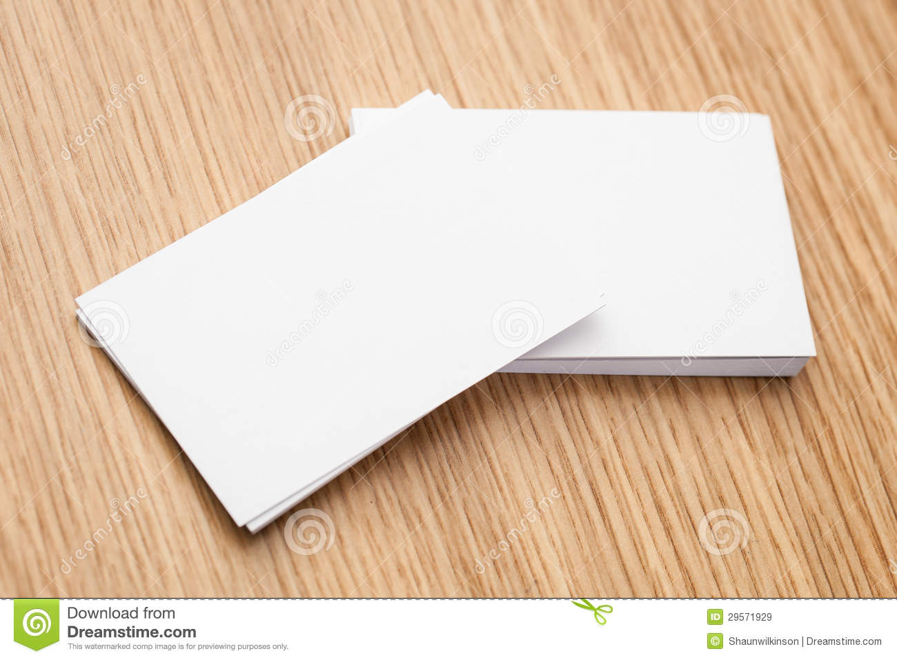 Business card pile stock image. Image of businesscard - 29571929
