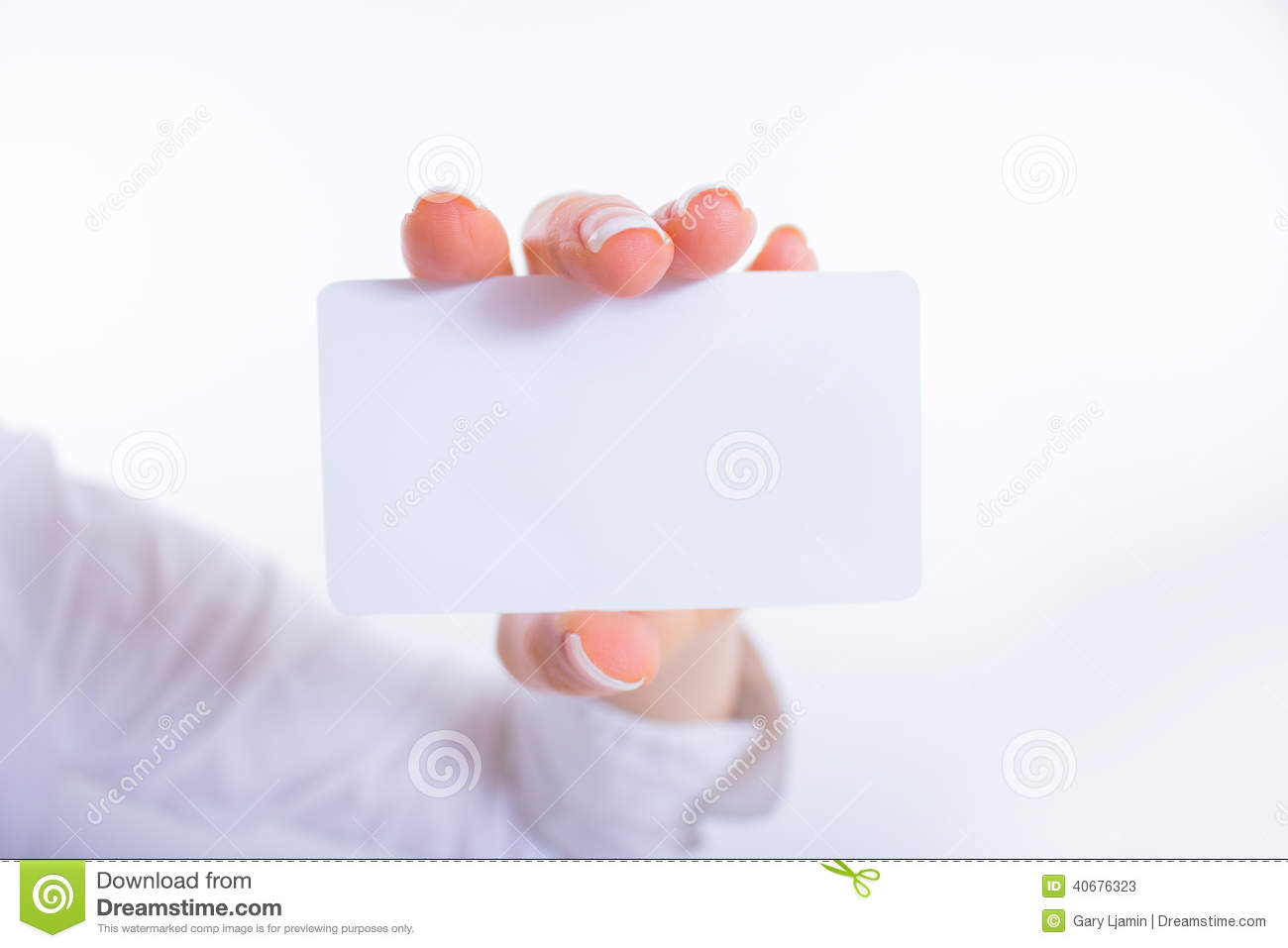 Business Card Preview Template Stock Image - Image of cards, color ...