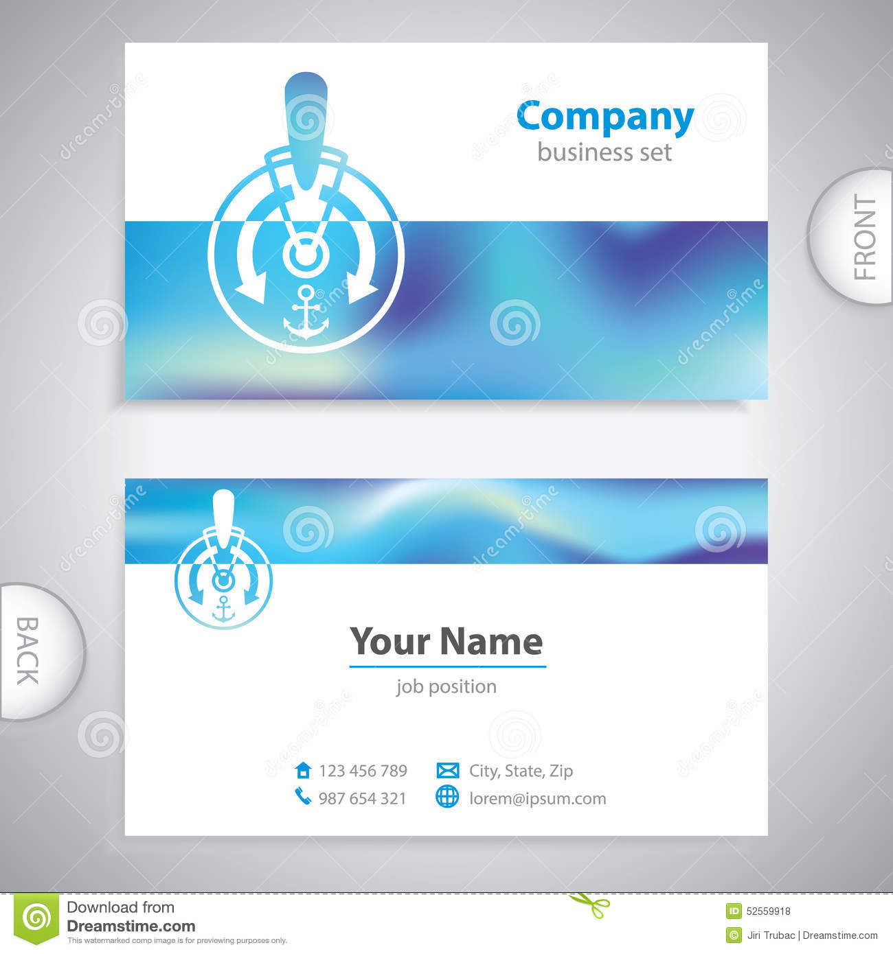 business card ships telegraph captain 39 s control room symbo stock vector image 52559918. Black Bedroom Furniture Sets. Home Design Ideas