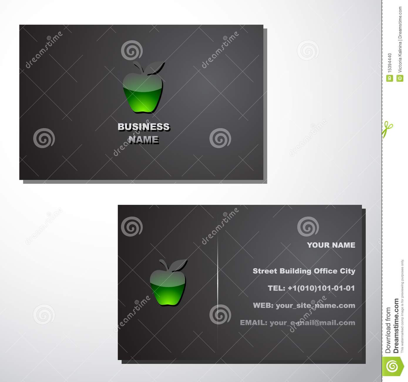 business card template mac - Military.bralicious.co