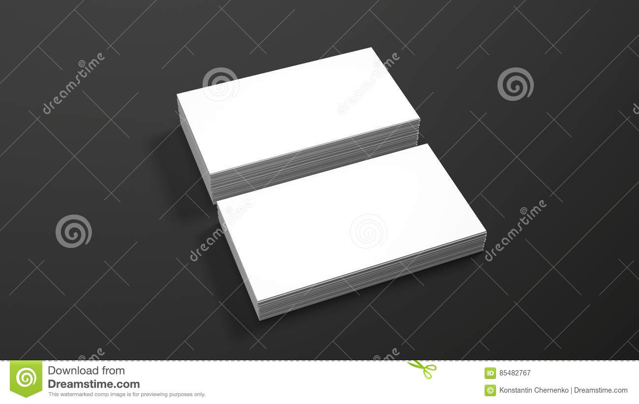 Business card template on black background high resolution 3d download business card template on black background high resolution 3d render stock illustration accmission Image collections