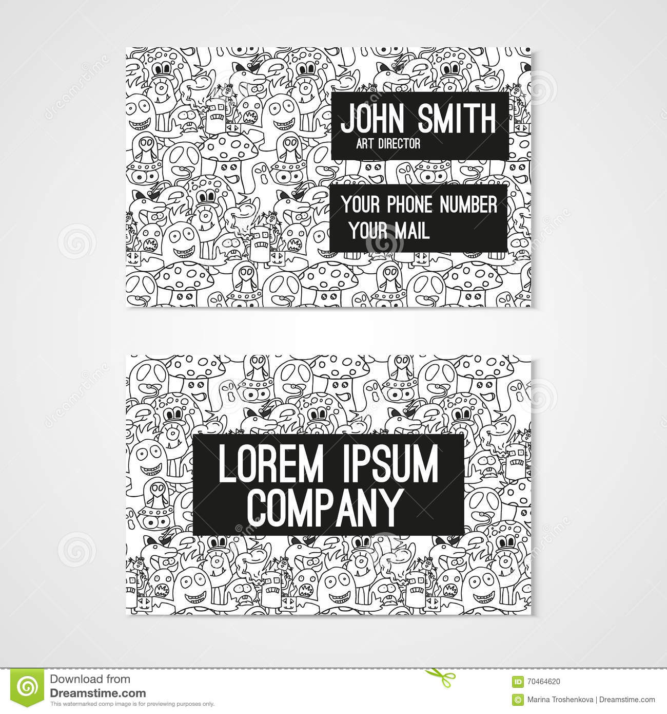 funny business cards for dating
