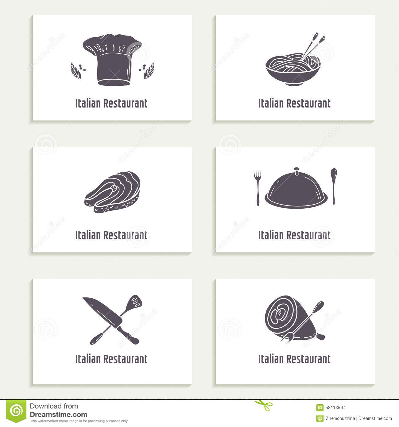 food cards template  pertaminico