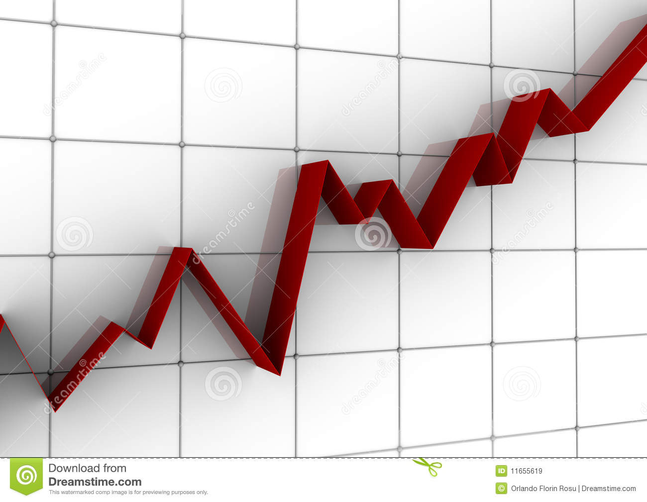Business Chart Royalty Free Stock Images - Image: 11655619