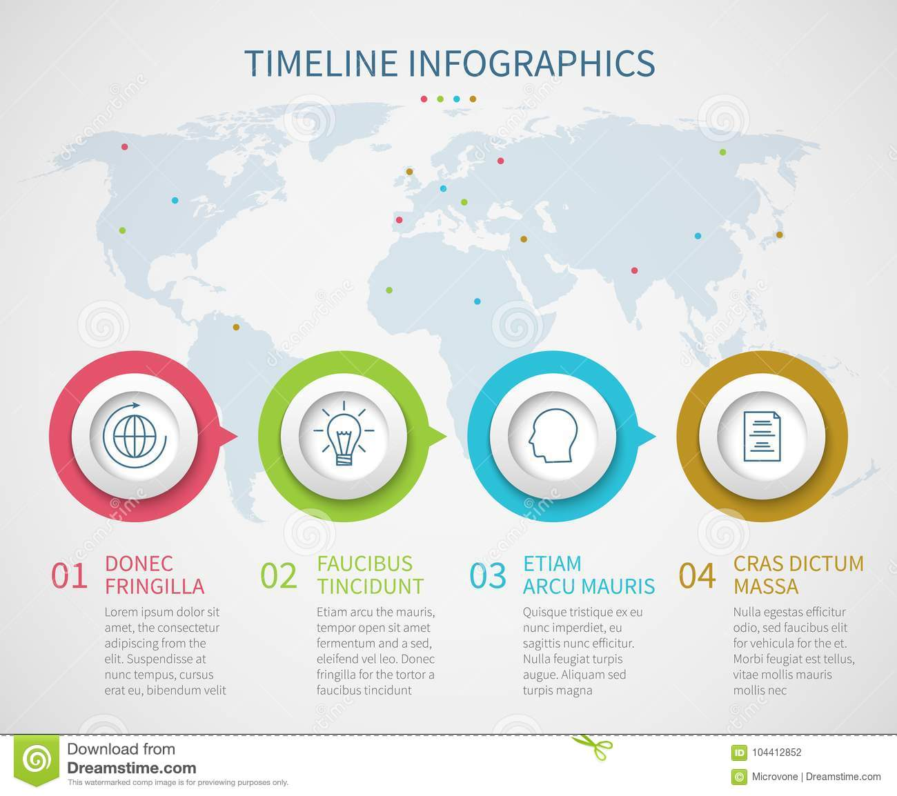 Business chart timeline with process steps. Vector progress flow diagram  infographics template