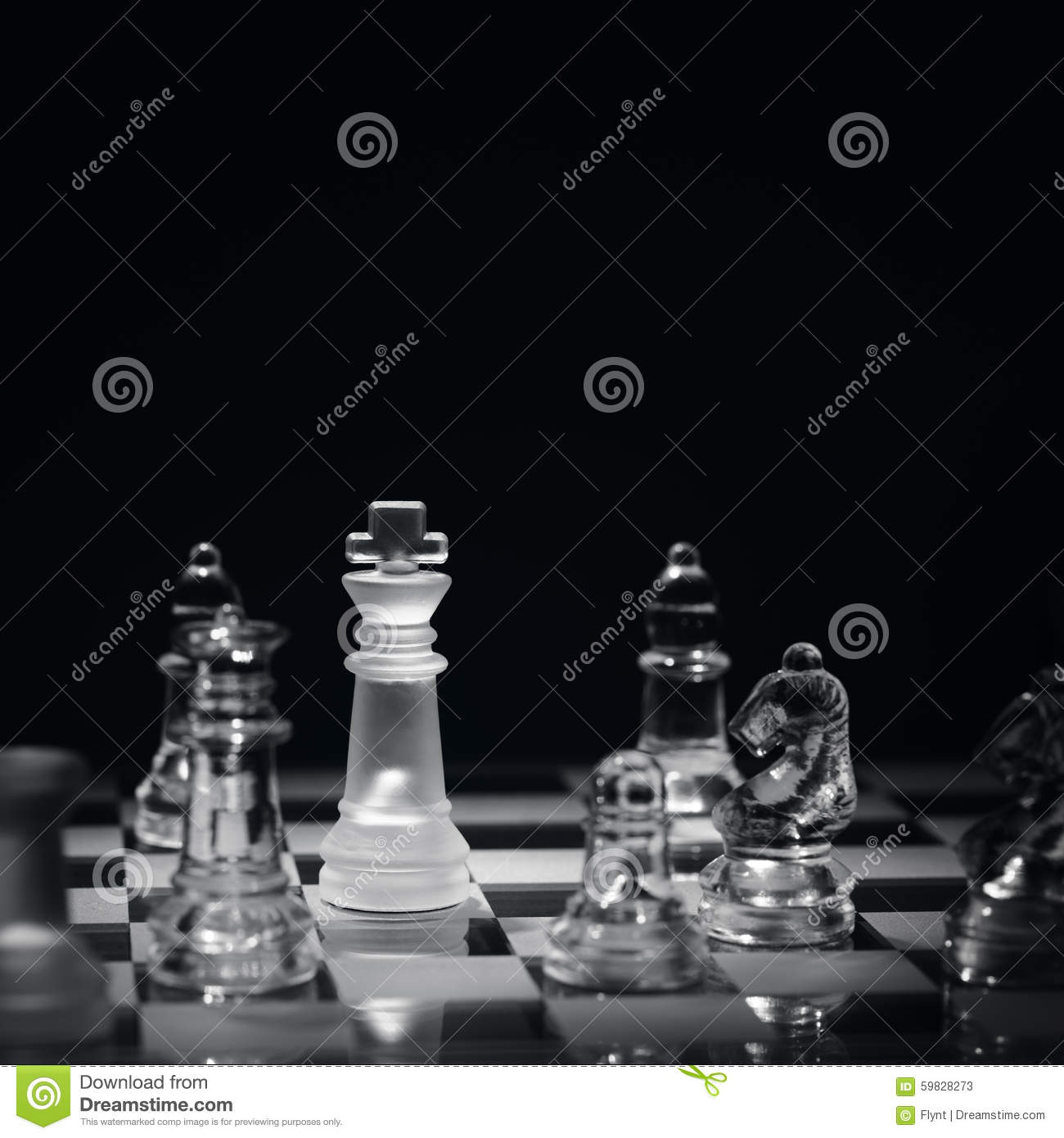 Business checkmate