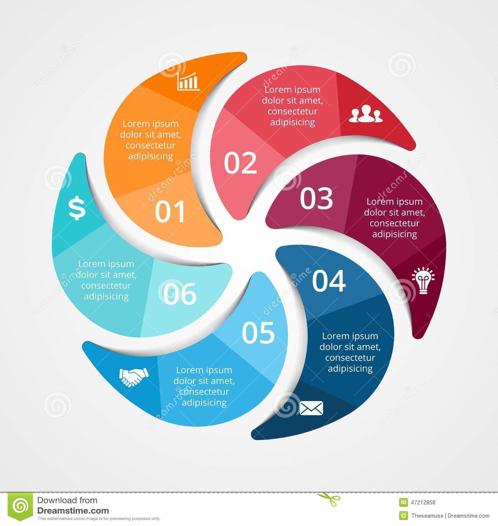 Схемы и графики презентации