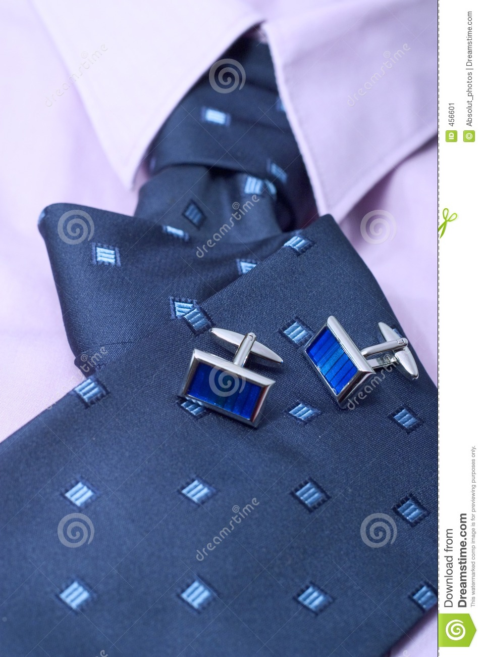 Download Business clothes (II) stock image. Image of cufflinks, businessmen - 456601