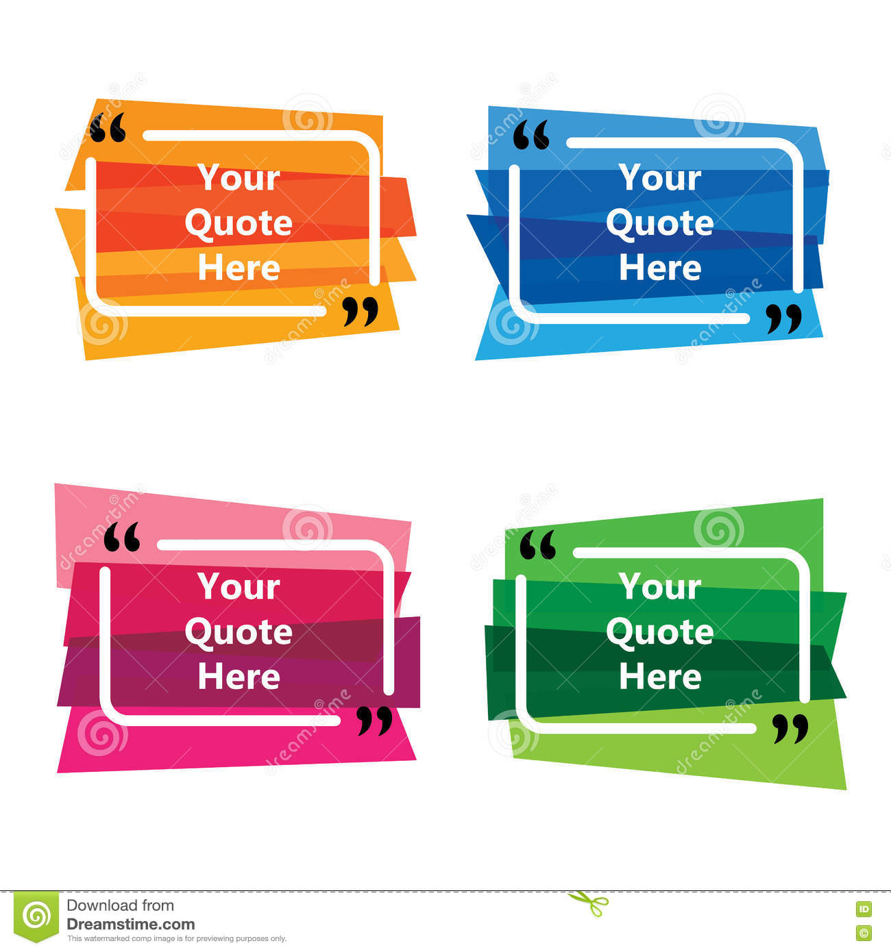 business communication quote templates vector graphic collecti business communication quote templates vector graphic collecti