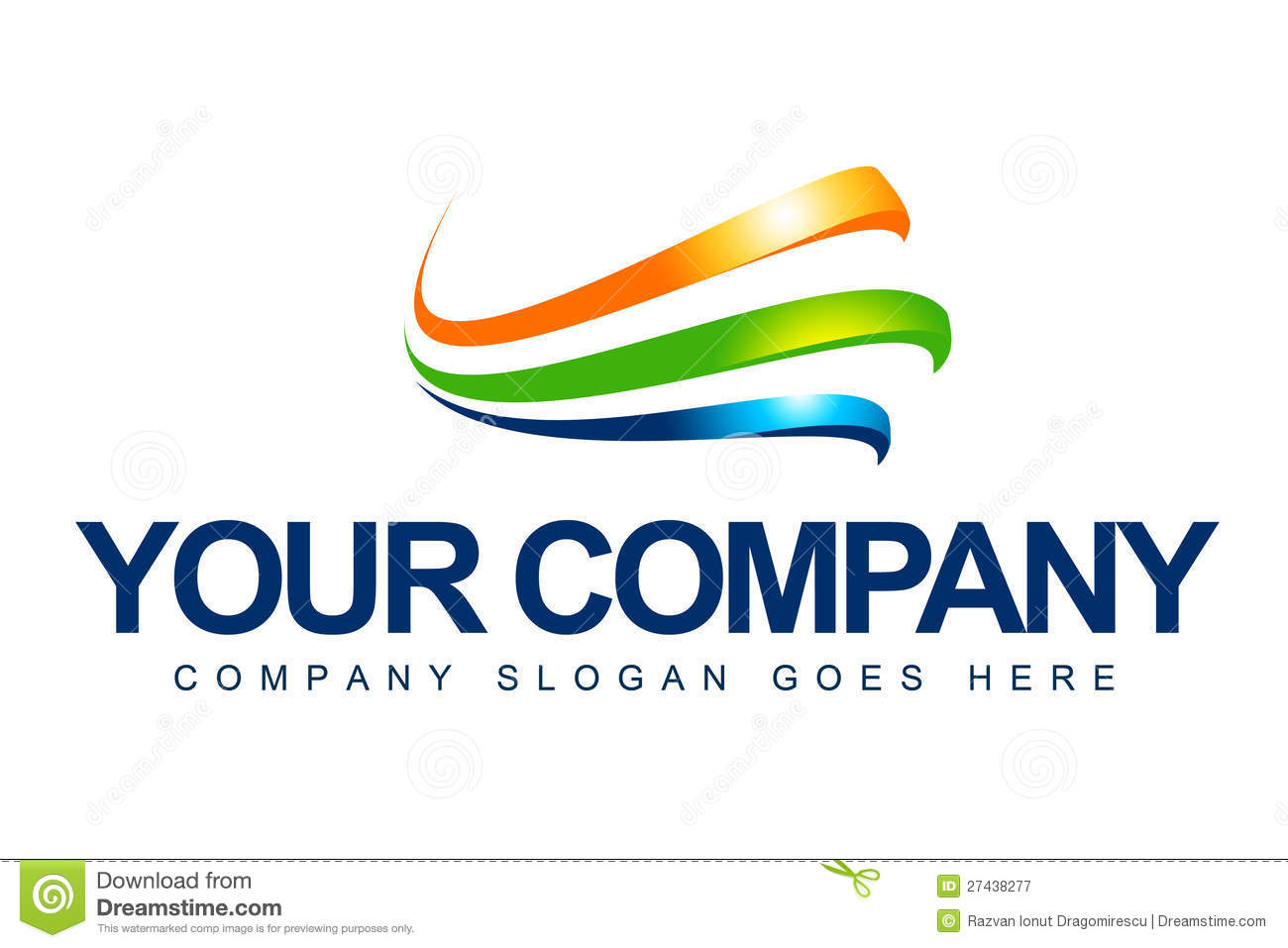 Business company logo stock illustration image of Business logo design company