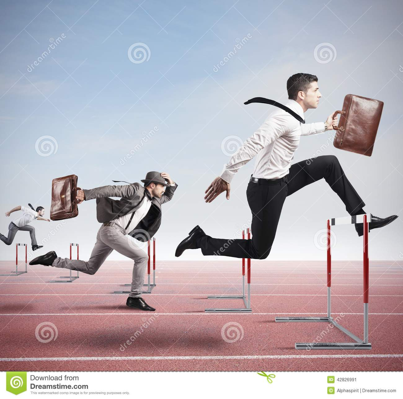 the competition in business Competition is an inevitable part of the business world, for businesses of any size  it is not a necessary evil, but rather an important part of the.