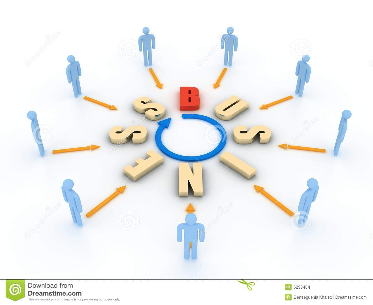 Business Concept Stock Images - Image: 6238464