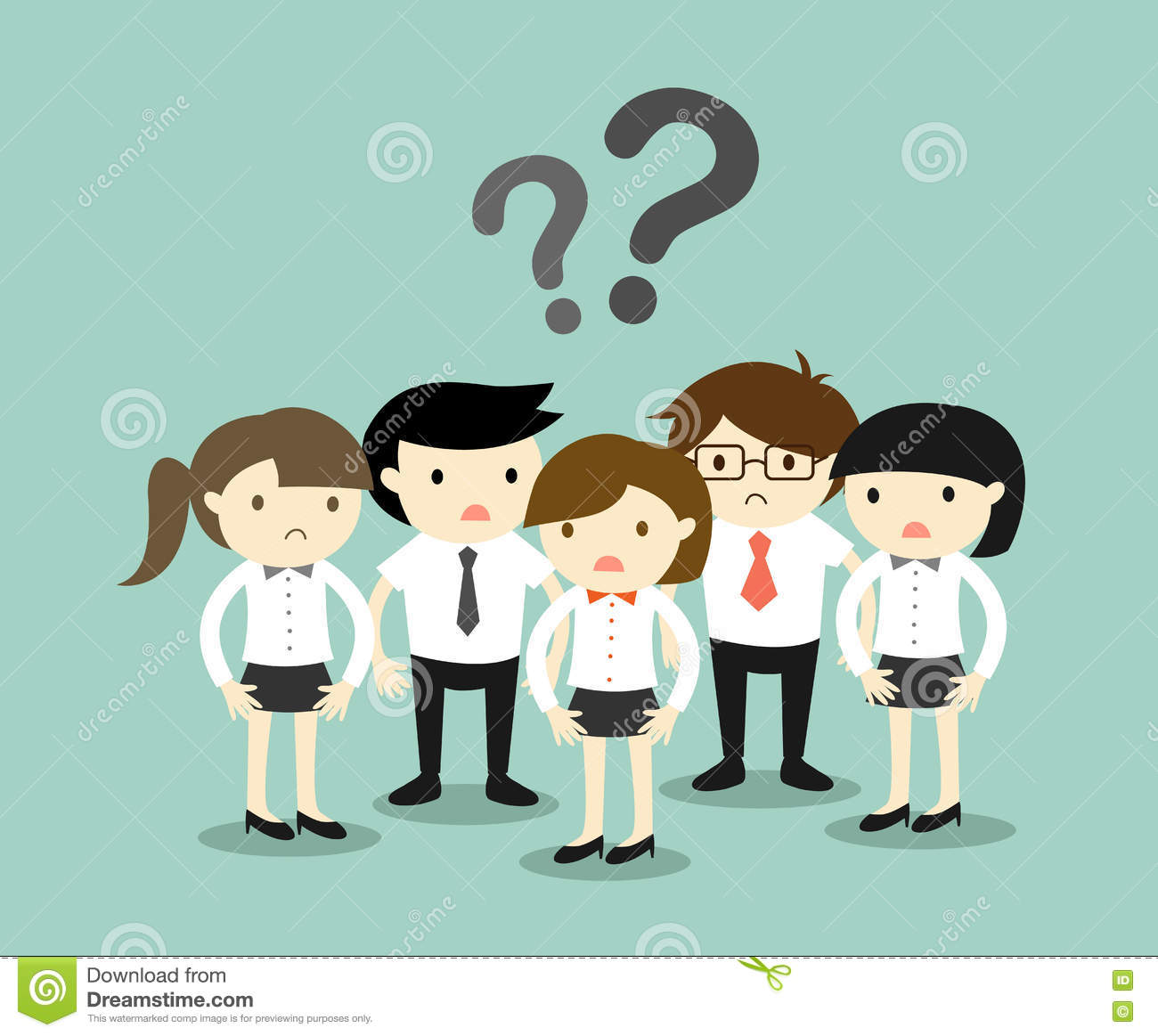 Confused Teen Stock Illustrations – 545 Confused Teen Stock Illustrations,  Vectors & Clipart - Dreamstime