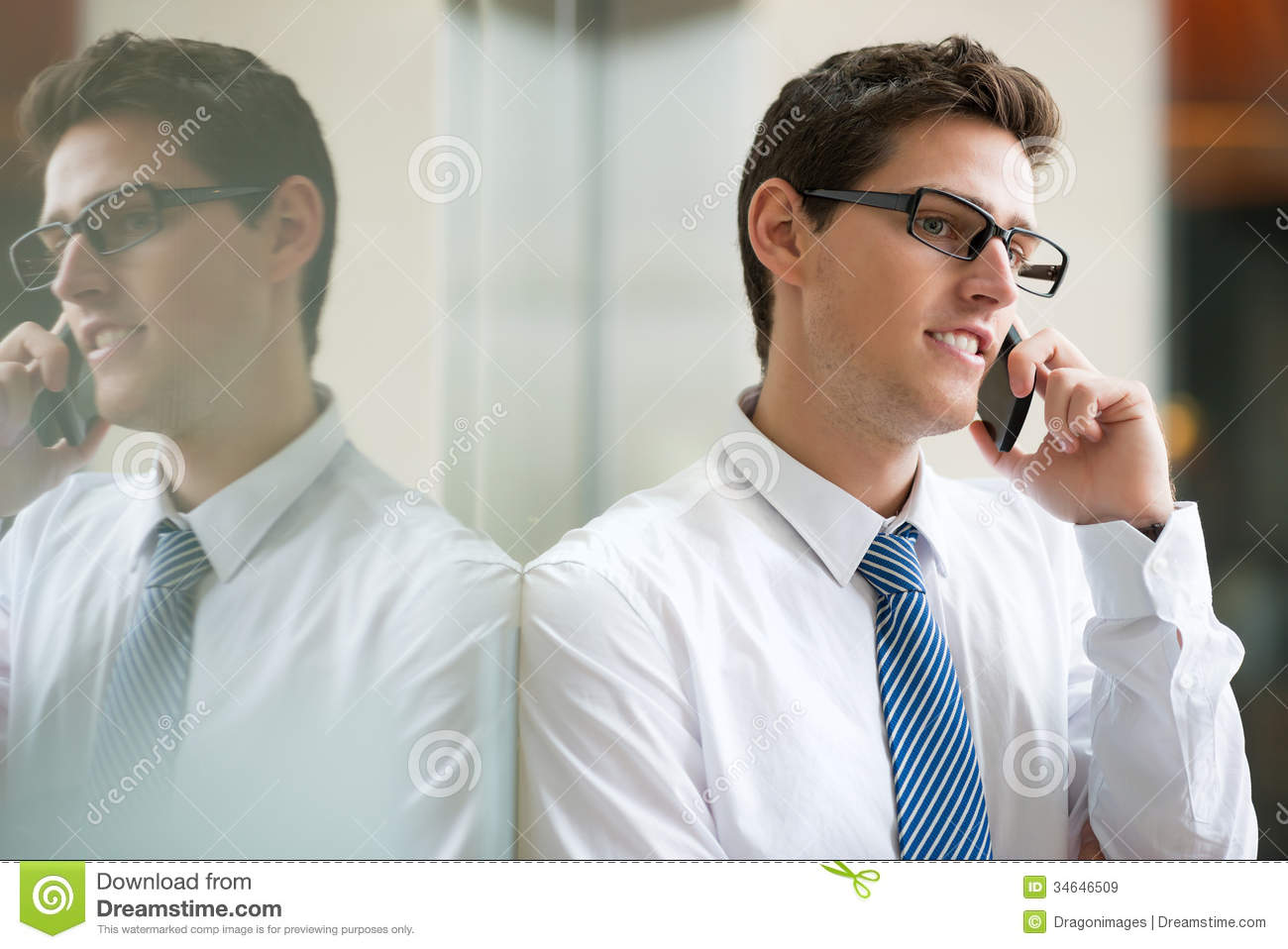 how to start a business conversation on phone