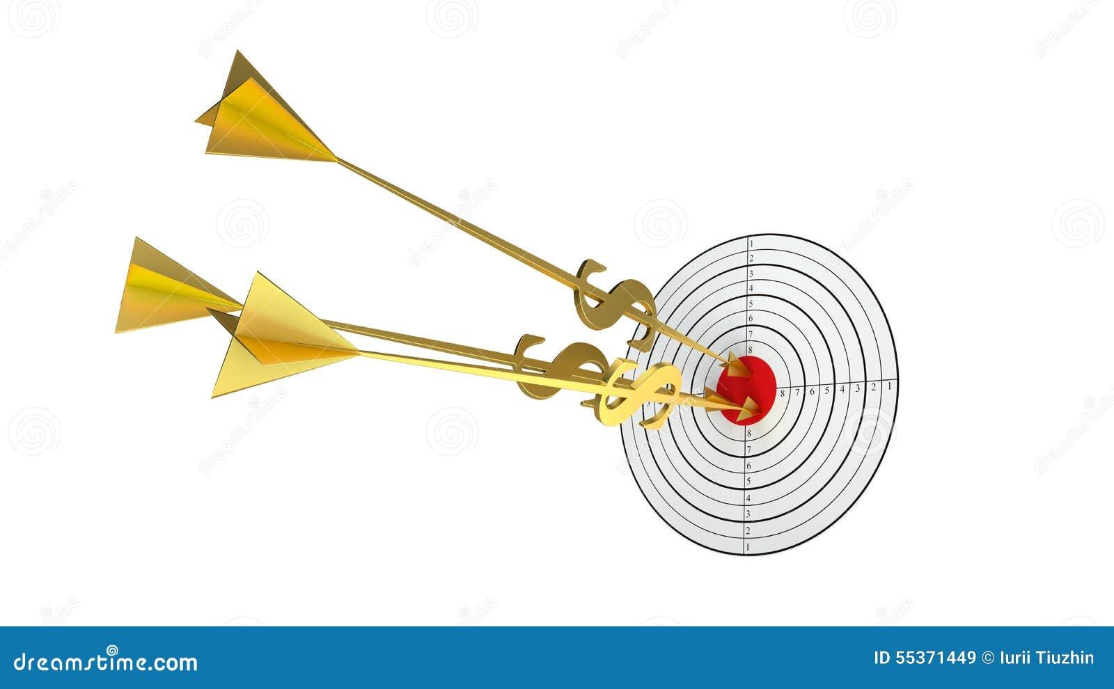 Golden Arrows Darts Stream