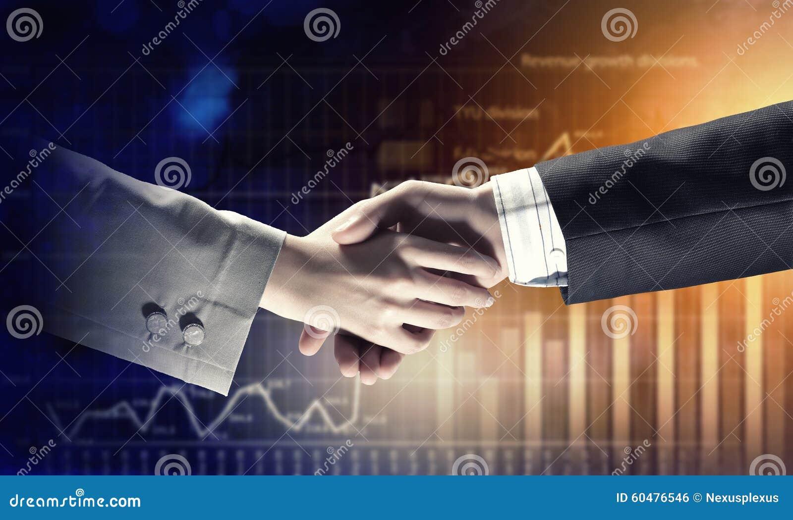 how to close a partnership deal