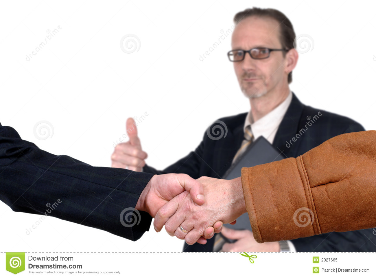 business deal  handshake stock image  image of final  handshake