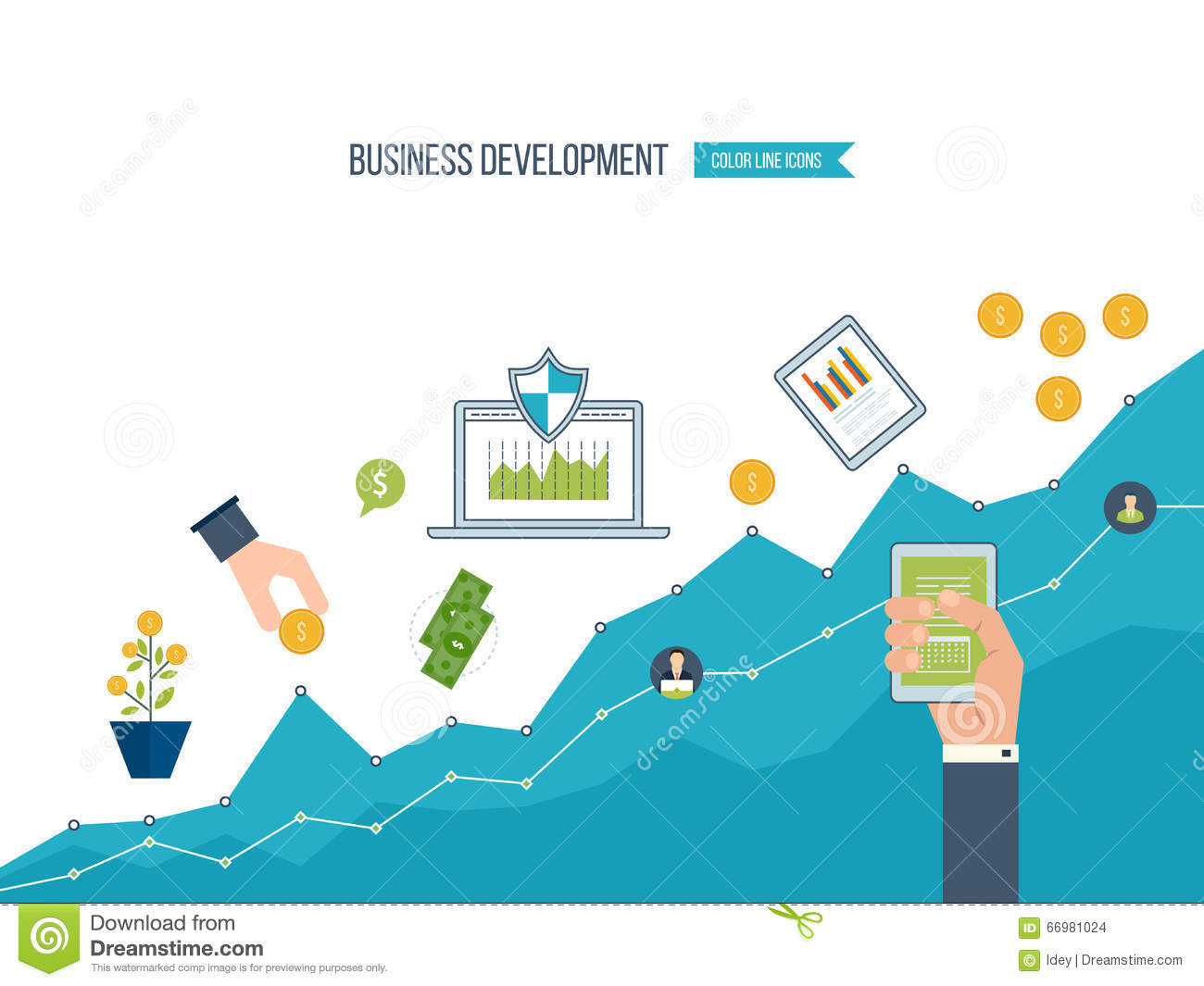Business Development. Financial Report And Strategy ...