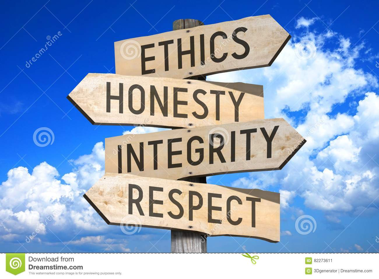 a description of morality as the principle of right and wrong Motivation deriving logically from ethical or moral principles that govern a person's thoughts and actions.