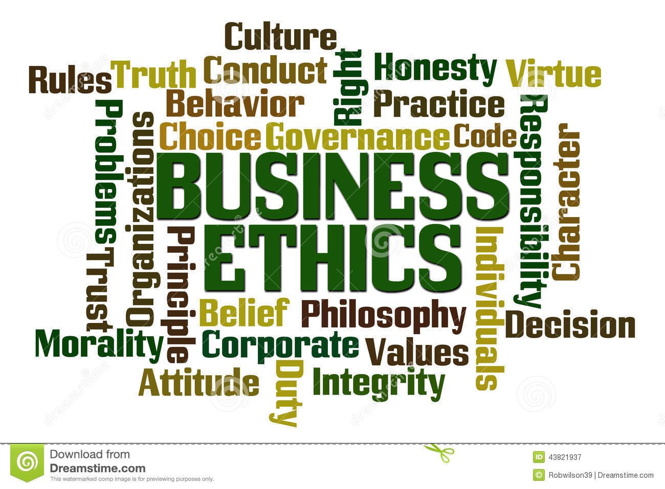 Business Ethics Clipart | Free | Download