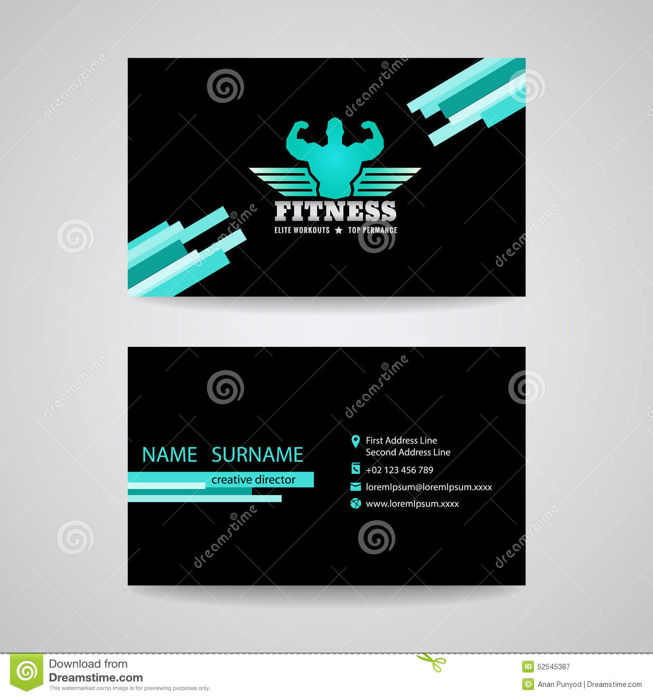 Anytime fitness business cards image collections free business cards anytime fitness business cards choice image free business cards fitness business card template choice image templates magicingreecefo Choice Image