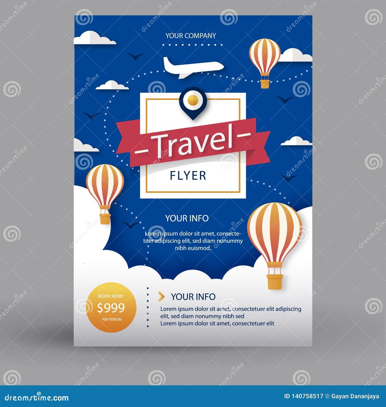 Traveling Business Banner Idea Stock Illustration ...